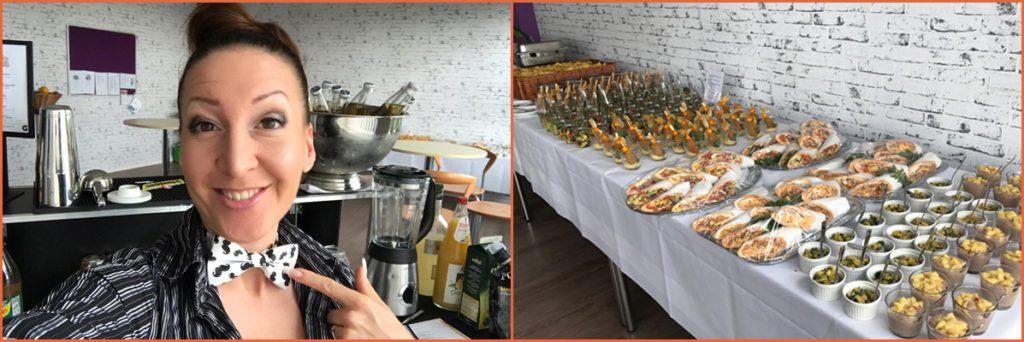 G-COCKTAILS Cocktailservice Sommerparty Frankfurt